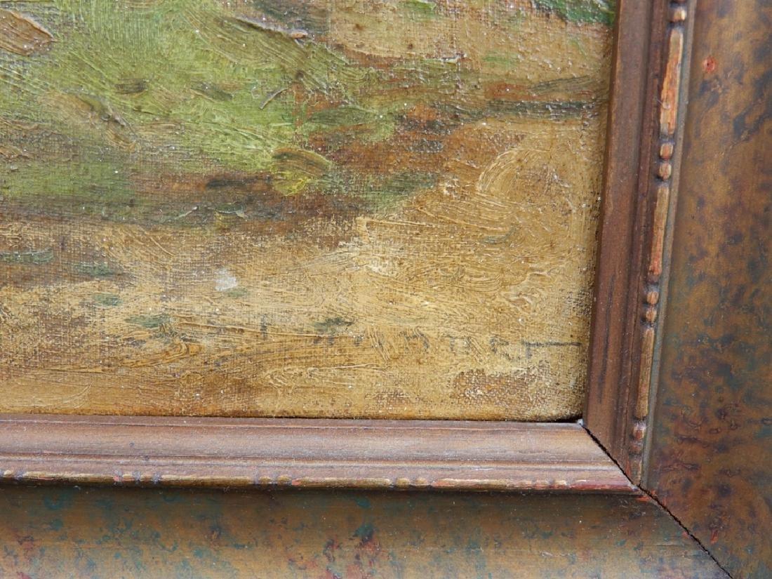 Alice Maud Fanner oil on canvas - 3