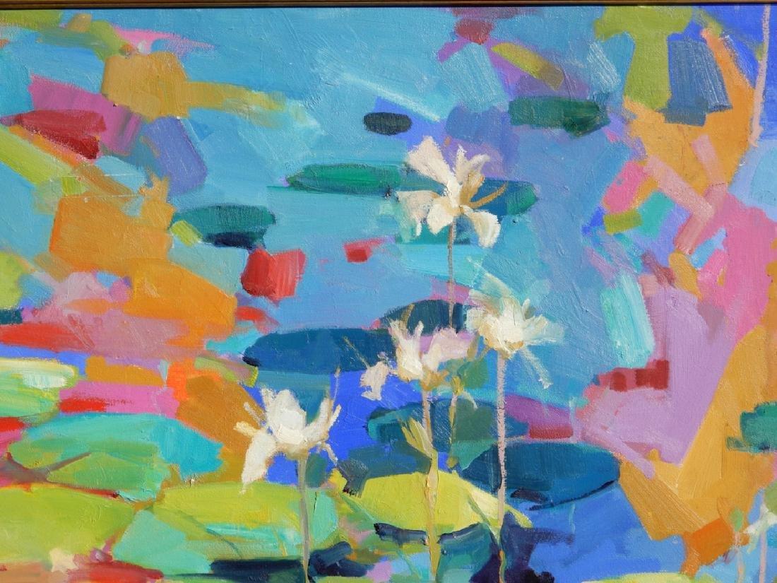 (Diego Santiago) Salado oil on canvas - 2
