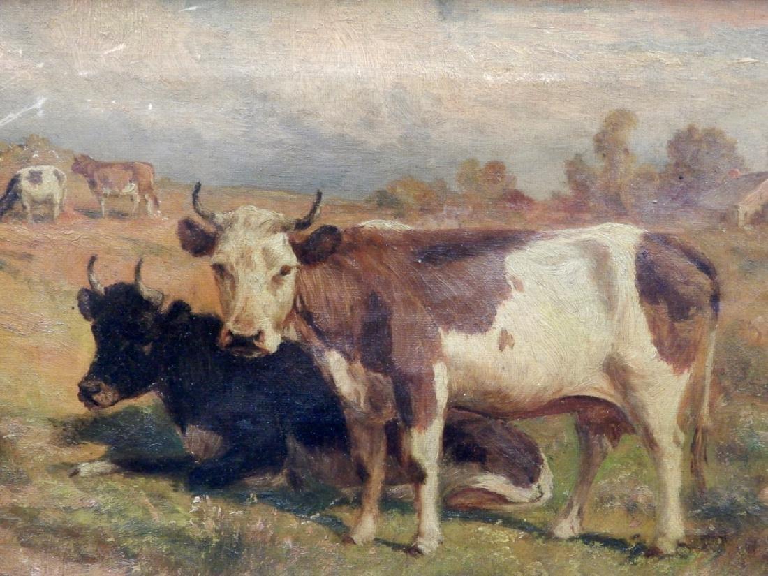 Thomas Craig oil on canvas - 2