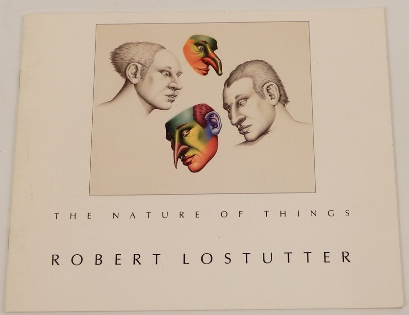 (Robert) Lostutter artist's proof - 6