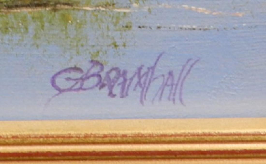 George Bramhall oil on board - 4
