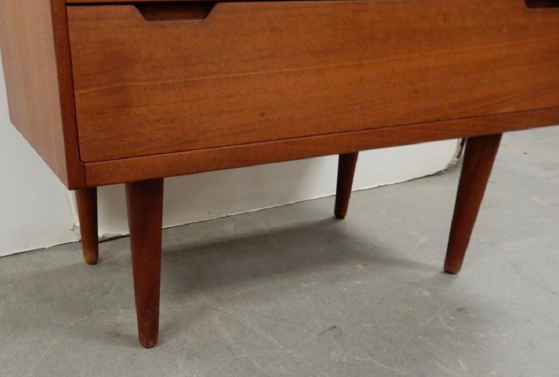 Danish Modern tall chest of drawers - 4