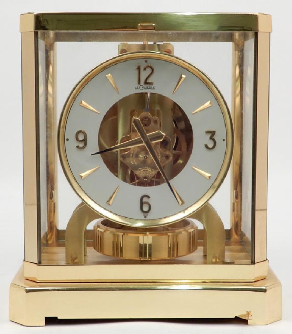 Le Coultre Atmos clock