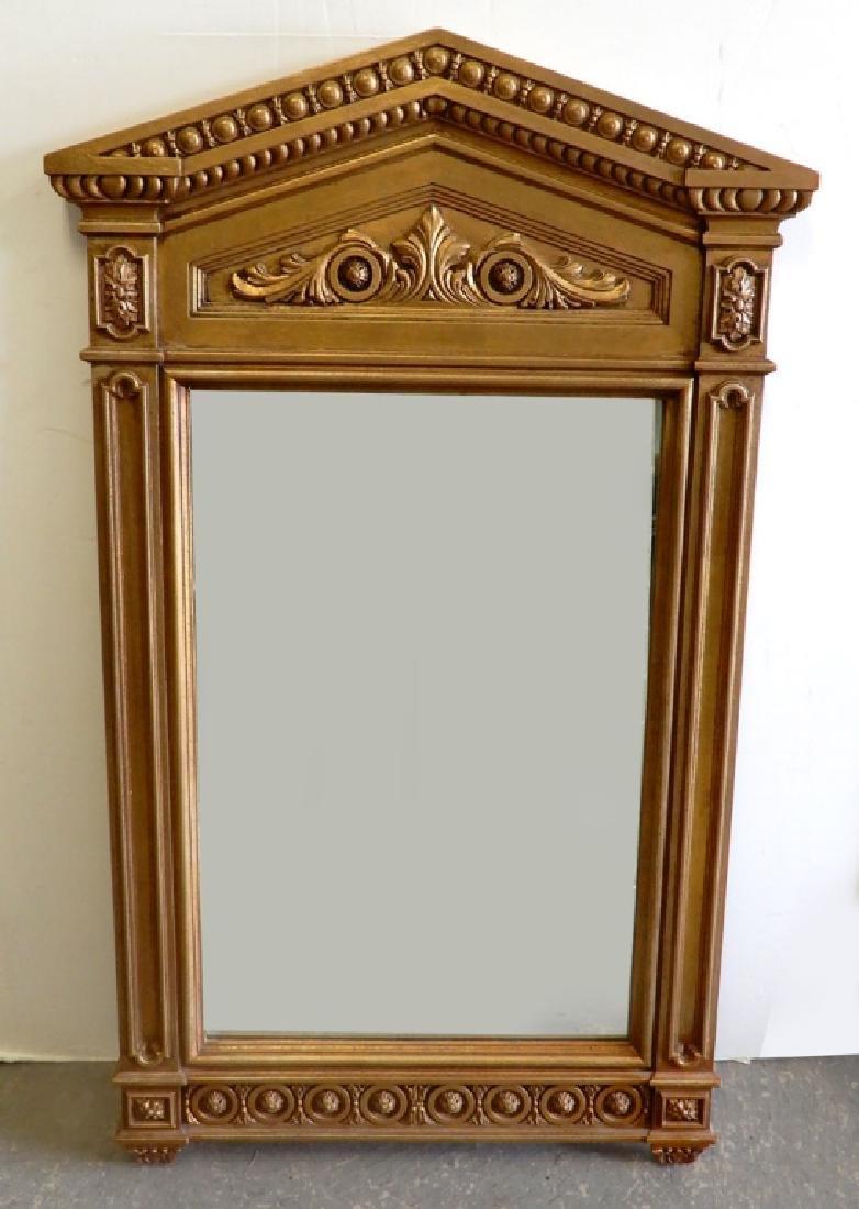 Neoclassic style mirror