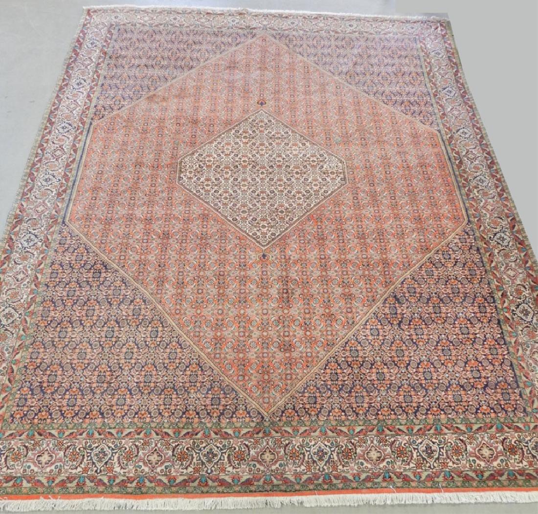 Hand tied Persian carpet Bidjar
