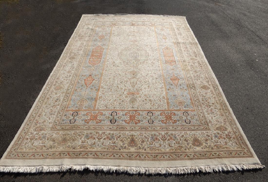 Hand tied Persian palace carpet