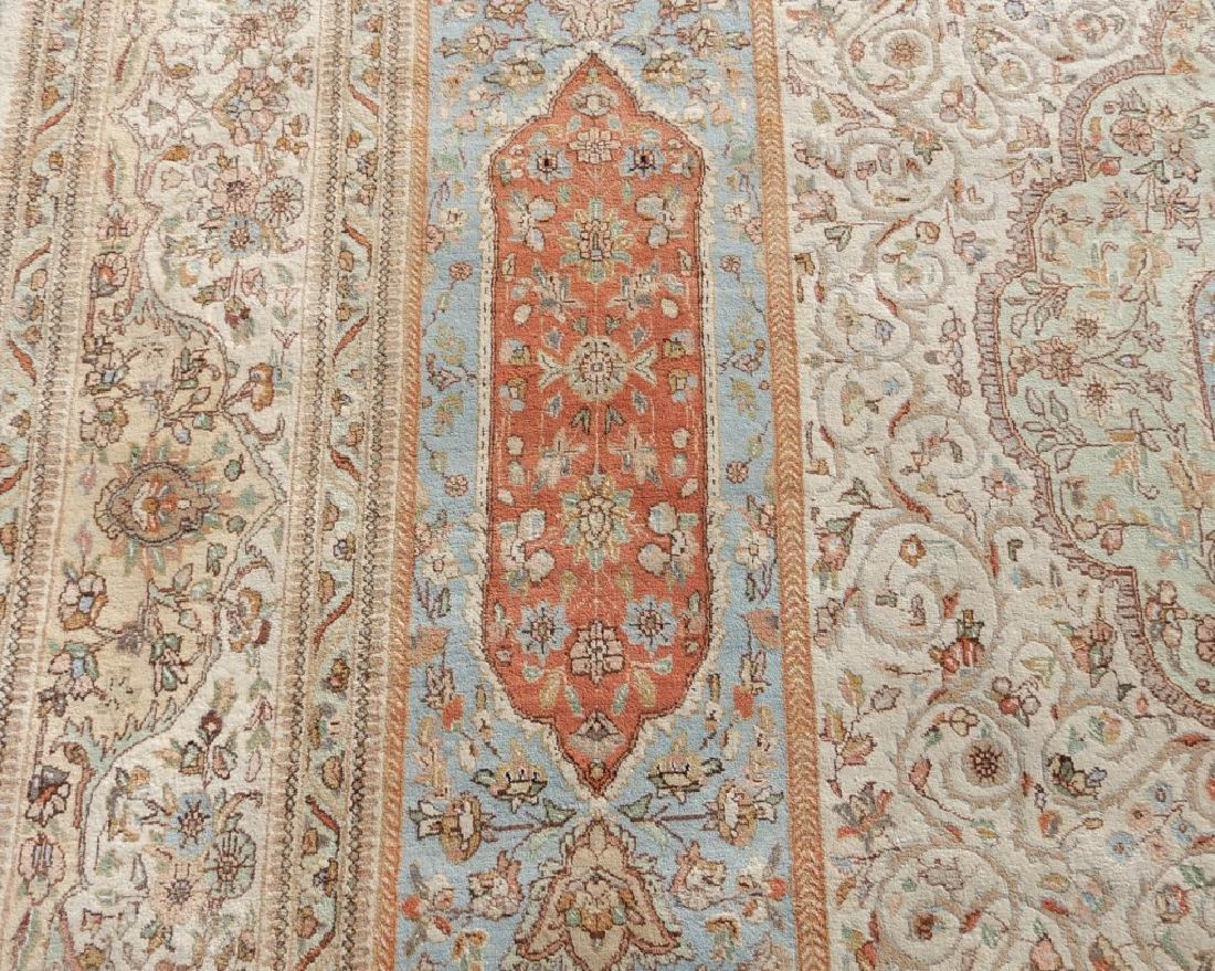 Hand tied Persian palace carpet - 3
