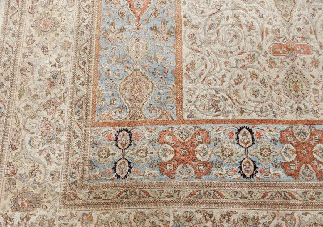 Hand tied Persian palace carpet - 4