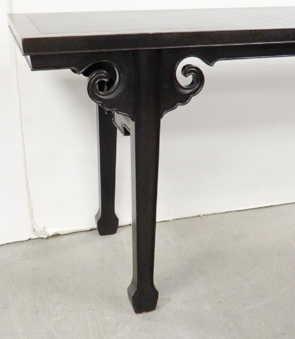 Baker console table - 3