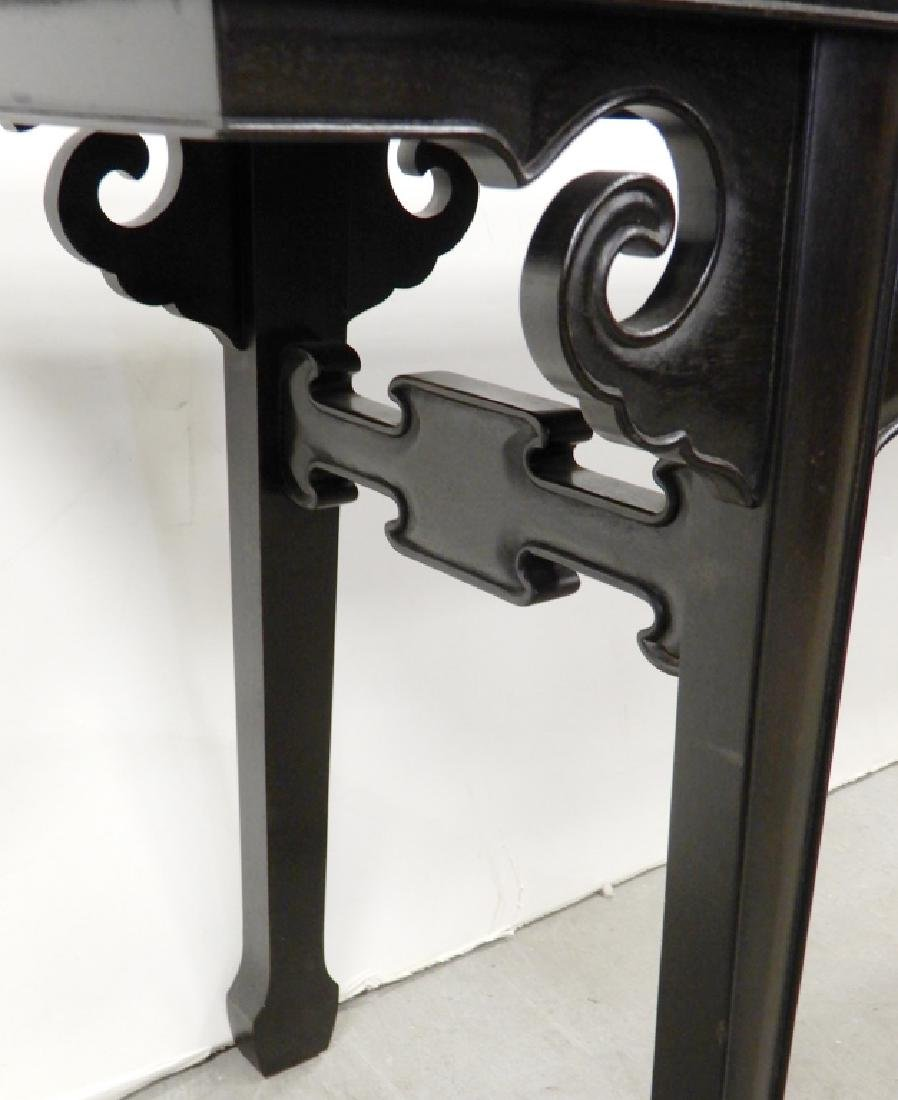 Baker console table - 4