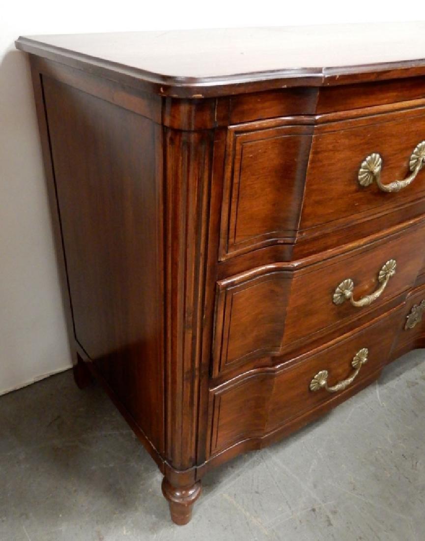 Widdicomb cherry chest of drawers - 3