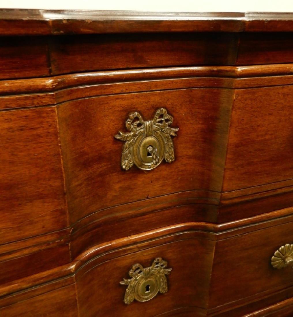 Widdicomb cherry chest of drawers - 4