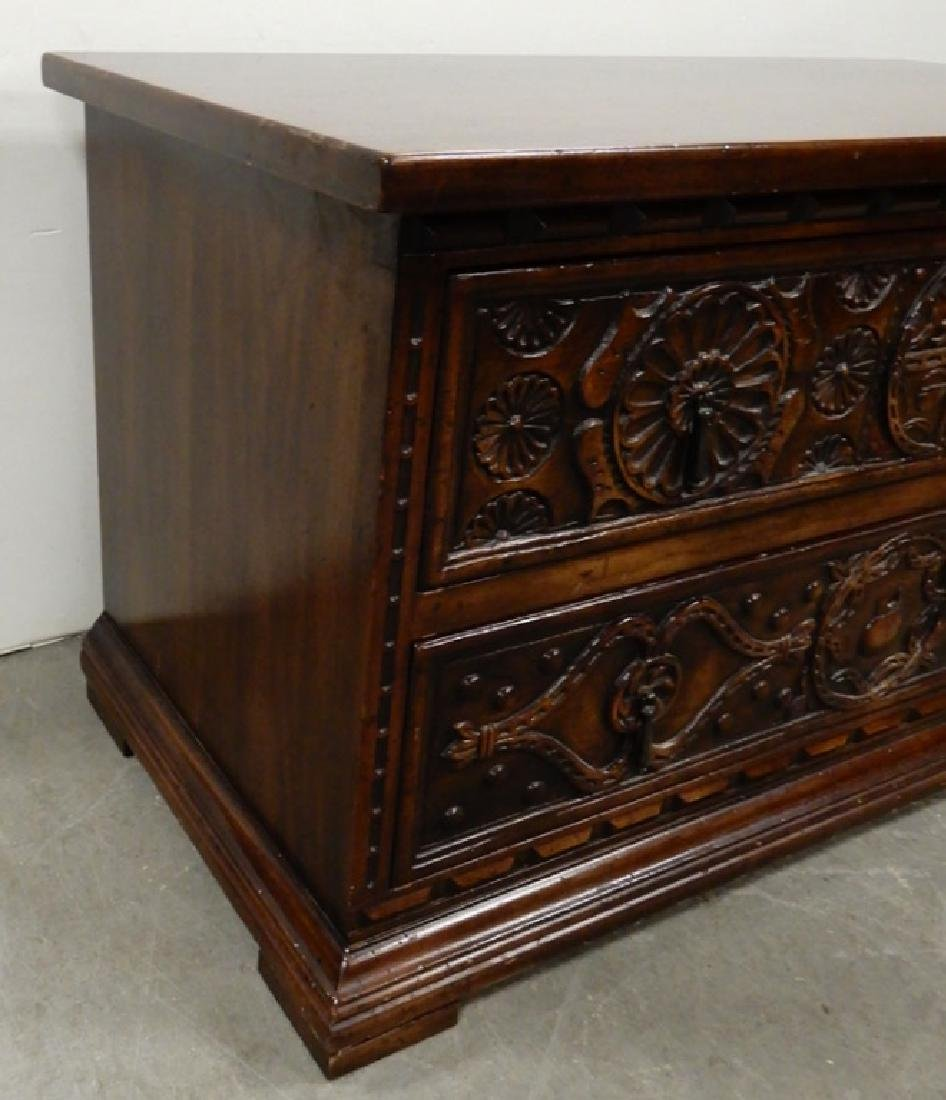 Widdicomb two drawer chest - 3