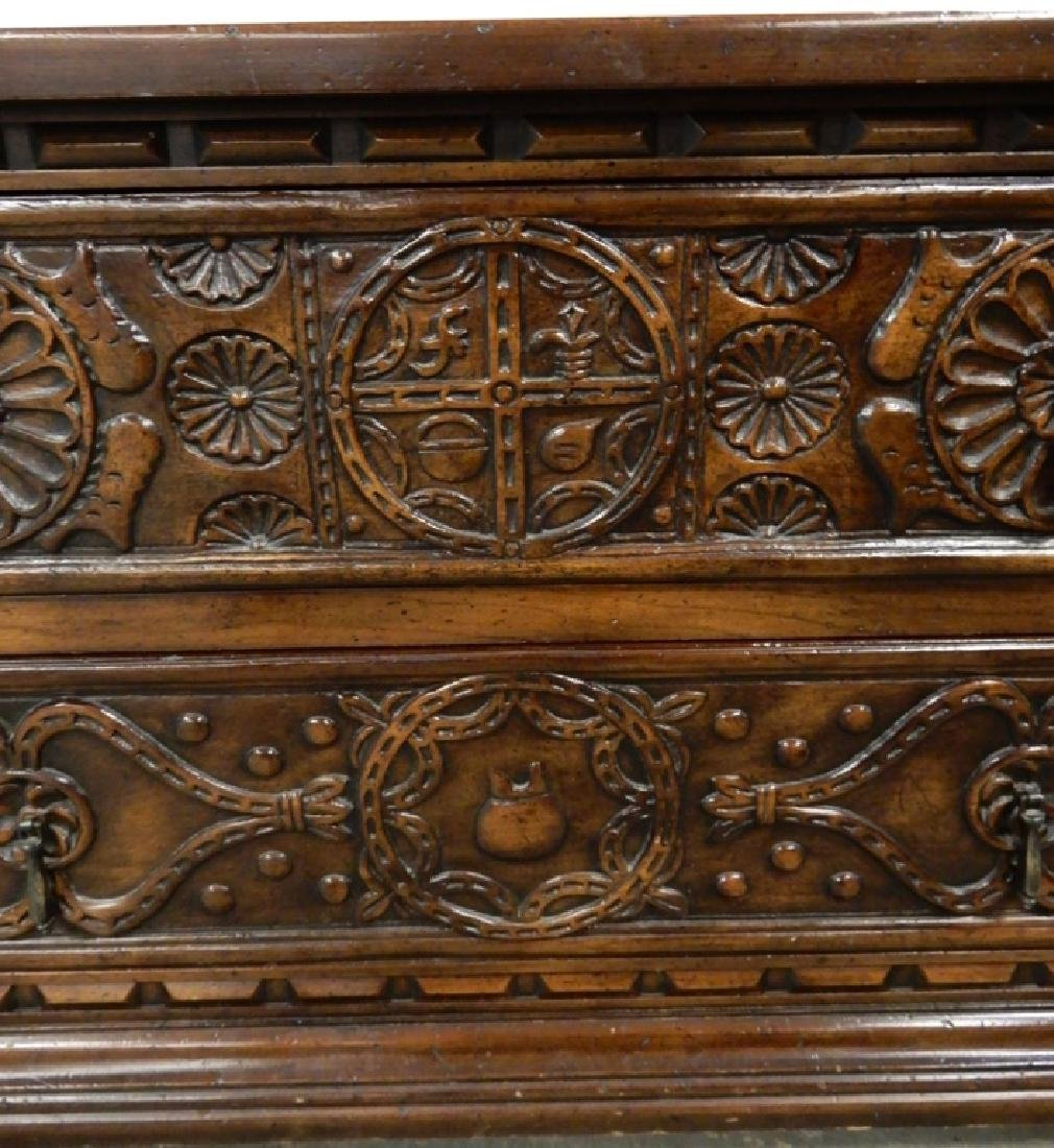 Widdicomb two drawer chest - 4
