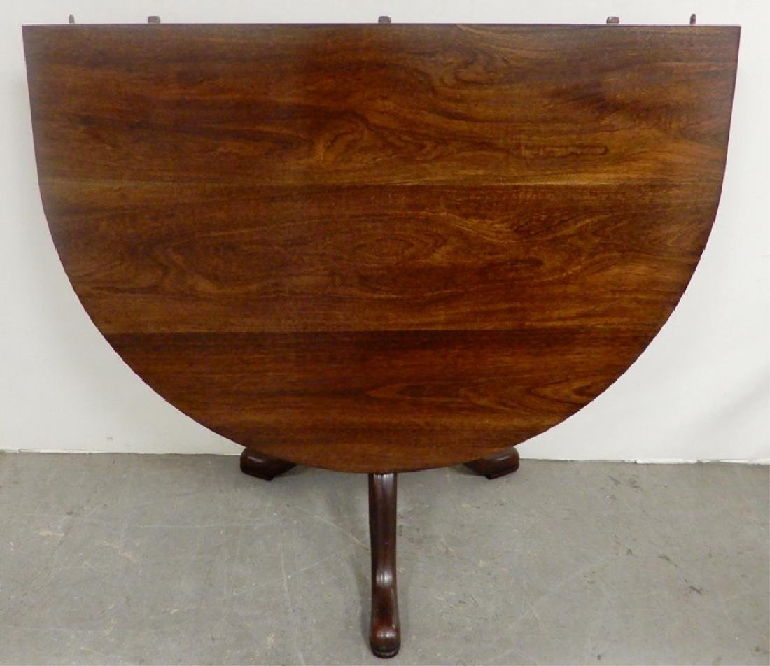 Kittinger two piece dining table with Henkel Harris - 13