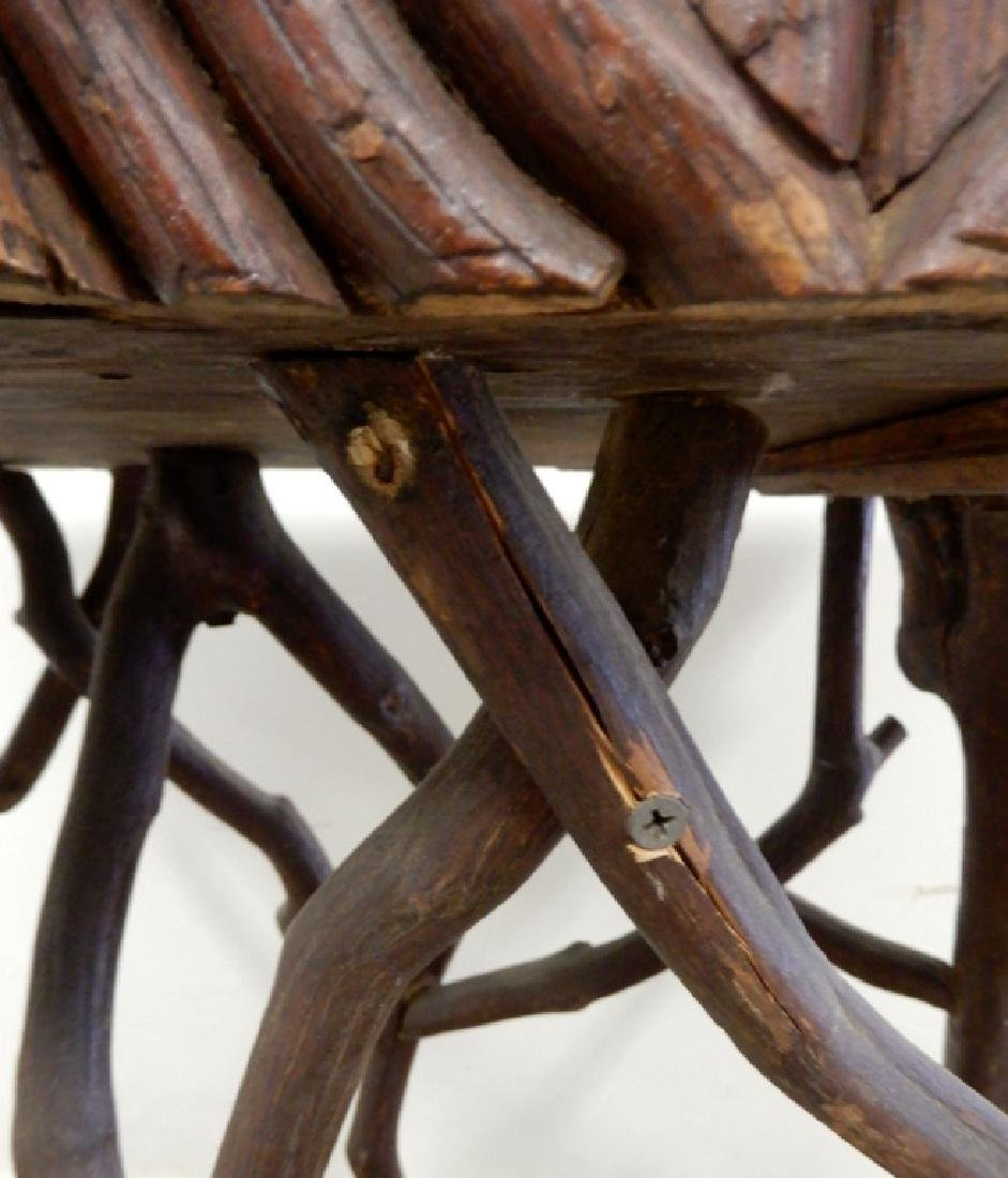 Twig table - 8