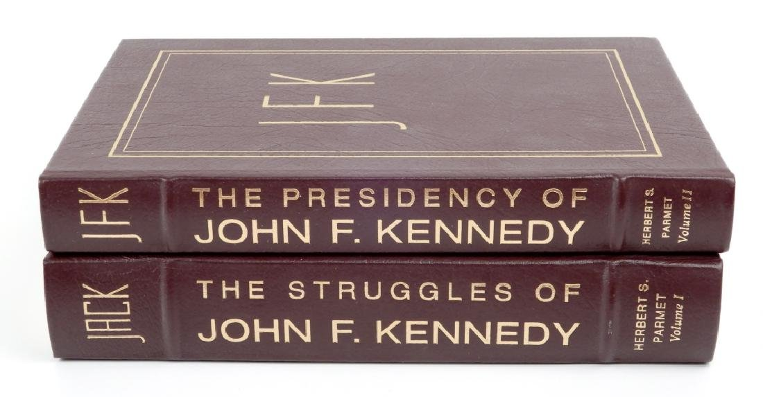 The Struggles of John F. Kennedy by Herbert S. Parmet