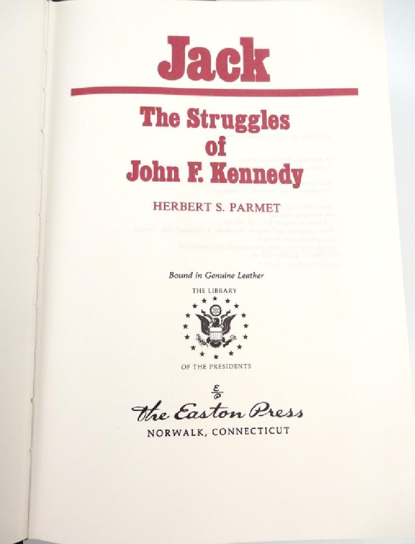 The Struggles of John F. Kennedy by Herbert S. Parmet - 3