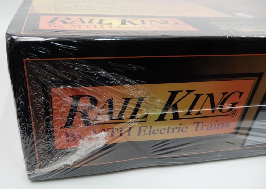 Rail King Santa Fe Super Chief Set in original box - 5