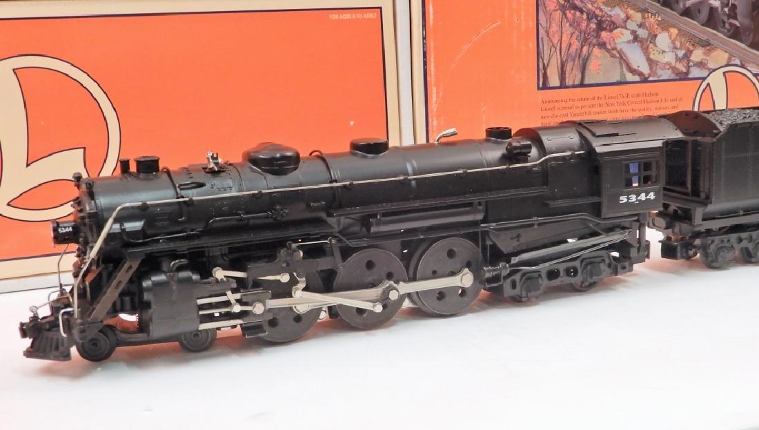 Lionel 763E NYC J1-e Hudson Steam Locomotive in box - 2