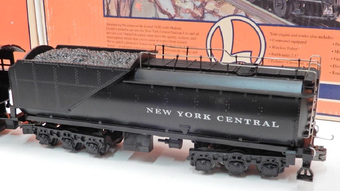 Lionel 763E NYC J1-e Hudson Steam Locomotive in box - 3