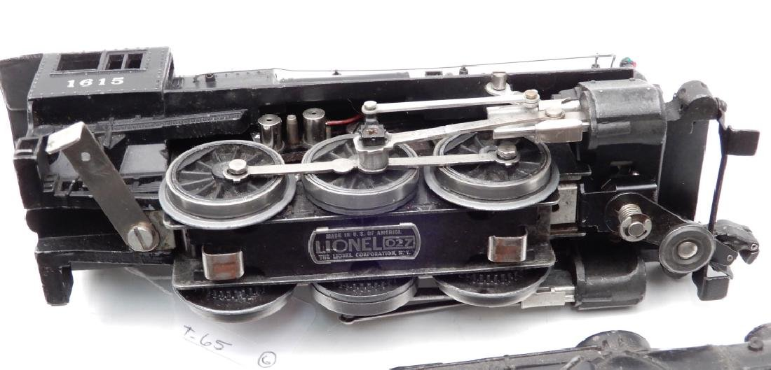 Assorted Lionel locomotives and tenders - 2