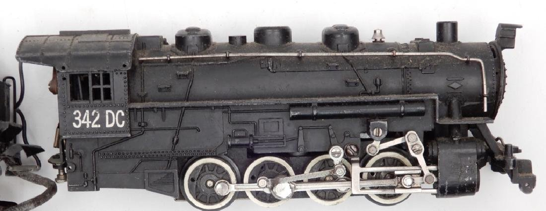 American Flyer No. 342 DC locomotive and tender - 2