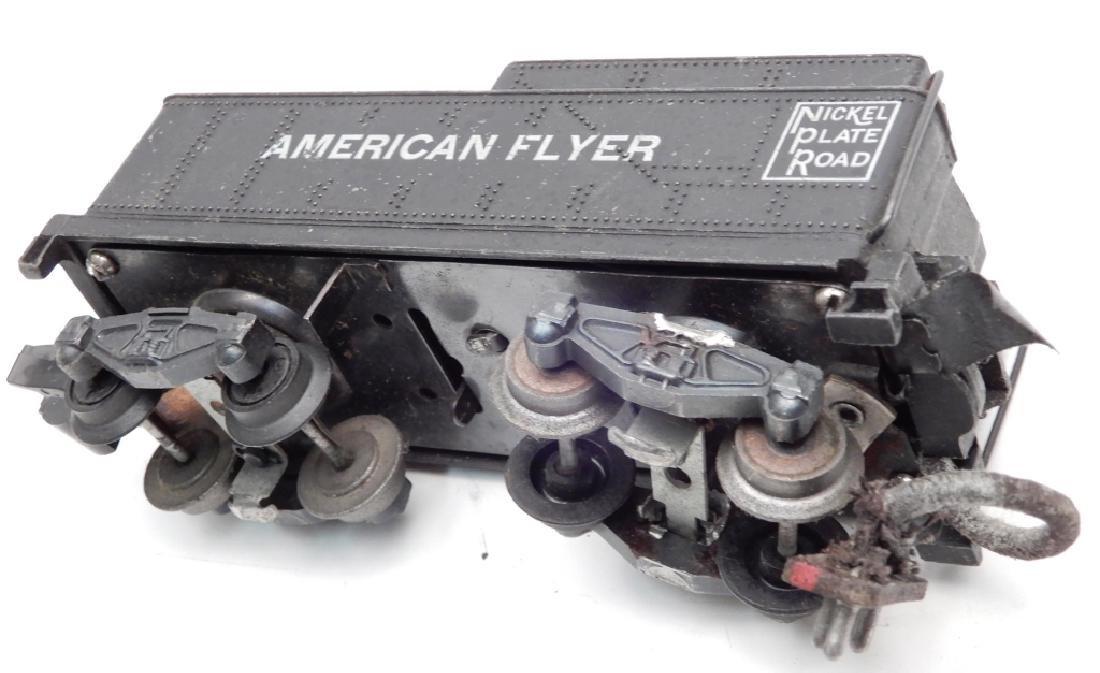 American Flyer No. 342 DC locomotive and tender - 3