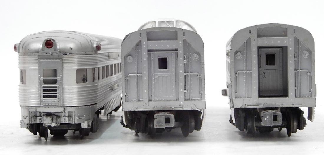 Three Lionel passenger cars in original boxes - 2