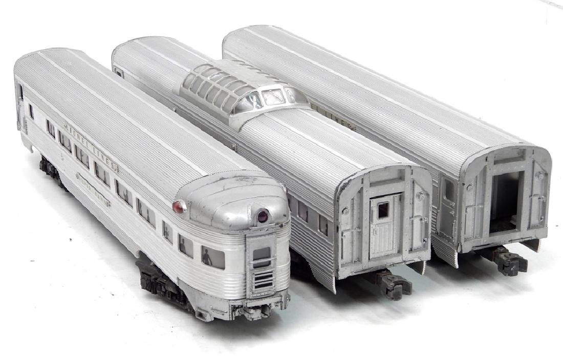 Three Lionel passenger cars in original boxes - 3