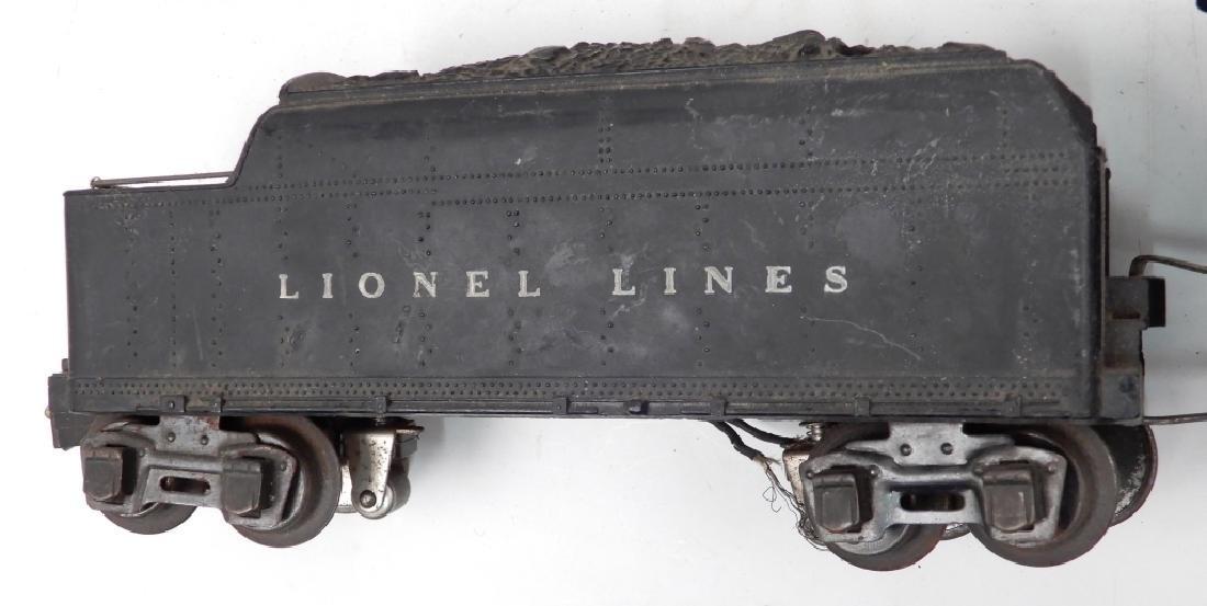 Lionel prewar O27 gauge passenger set - 5