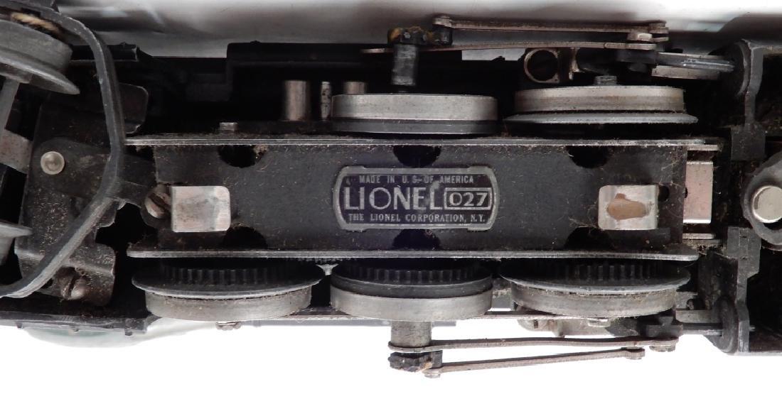 Lionel prewar O27 gauge passenger set - 9