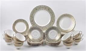 Royal Doulton English Renaissance dinnerware set