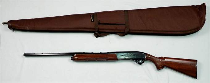 Remington semi-automatic Mod 1100 LW 28 gauge shotgun