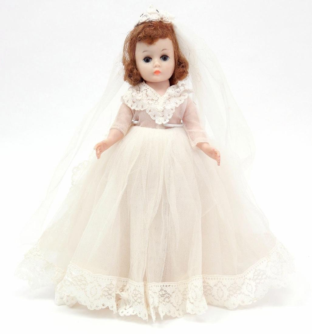 Madame Alexander Cissette doll with two additional