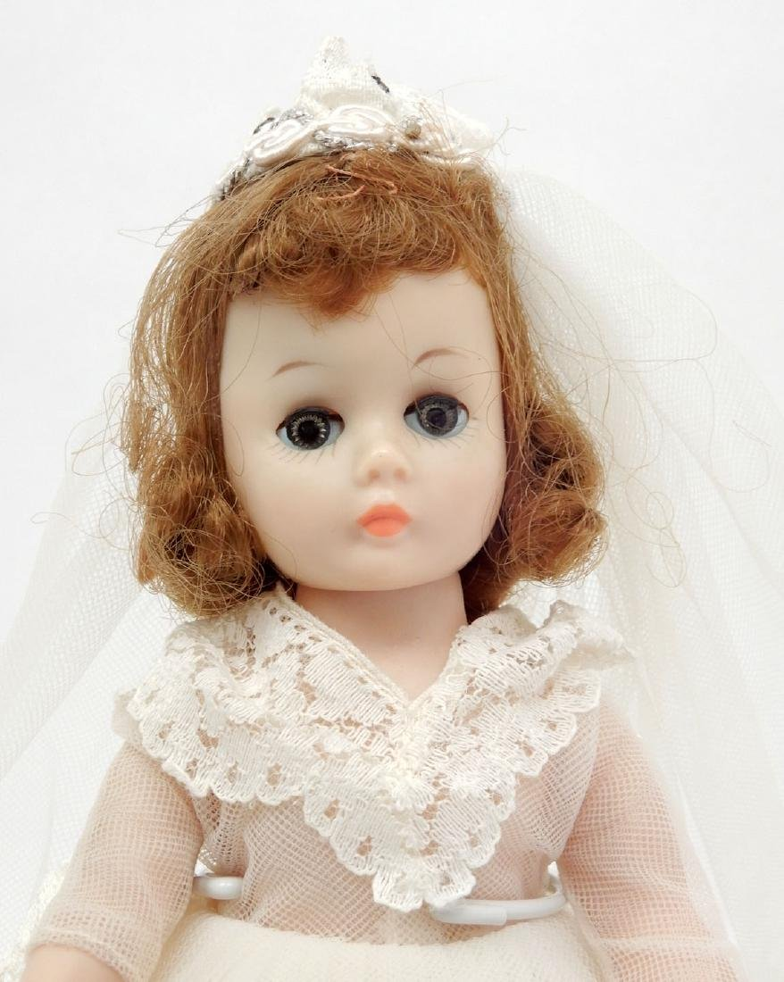Madame Alexander Cissette doll with two additional - 2