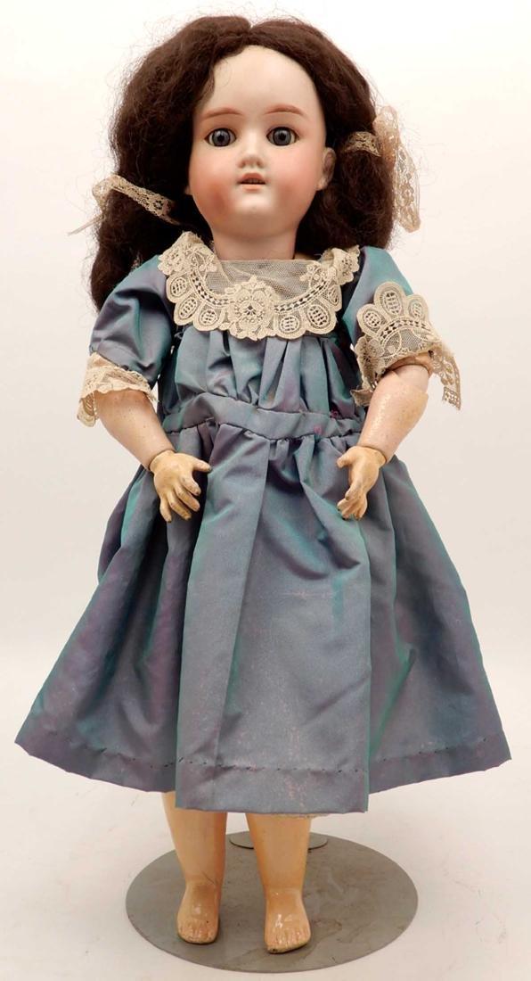 Armand Marseille bisque socket head doll
