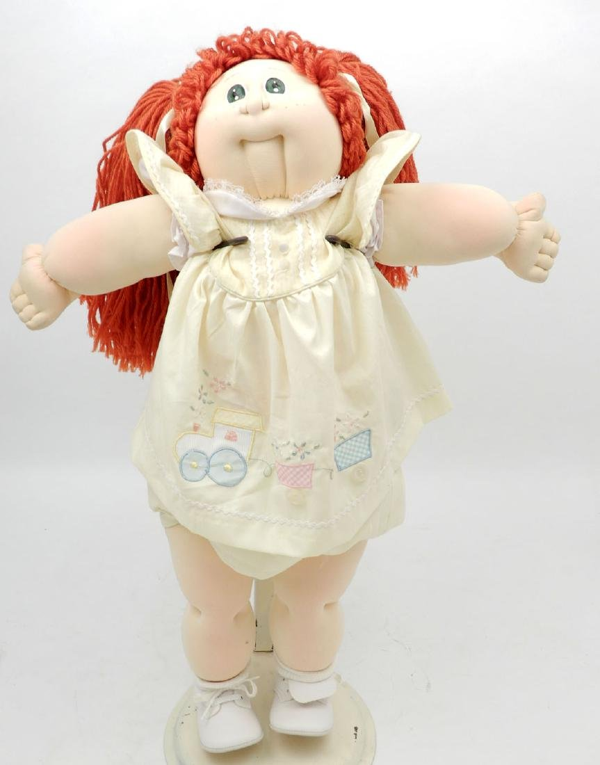 Xavier Roberts signed Cabbage Patch doll