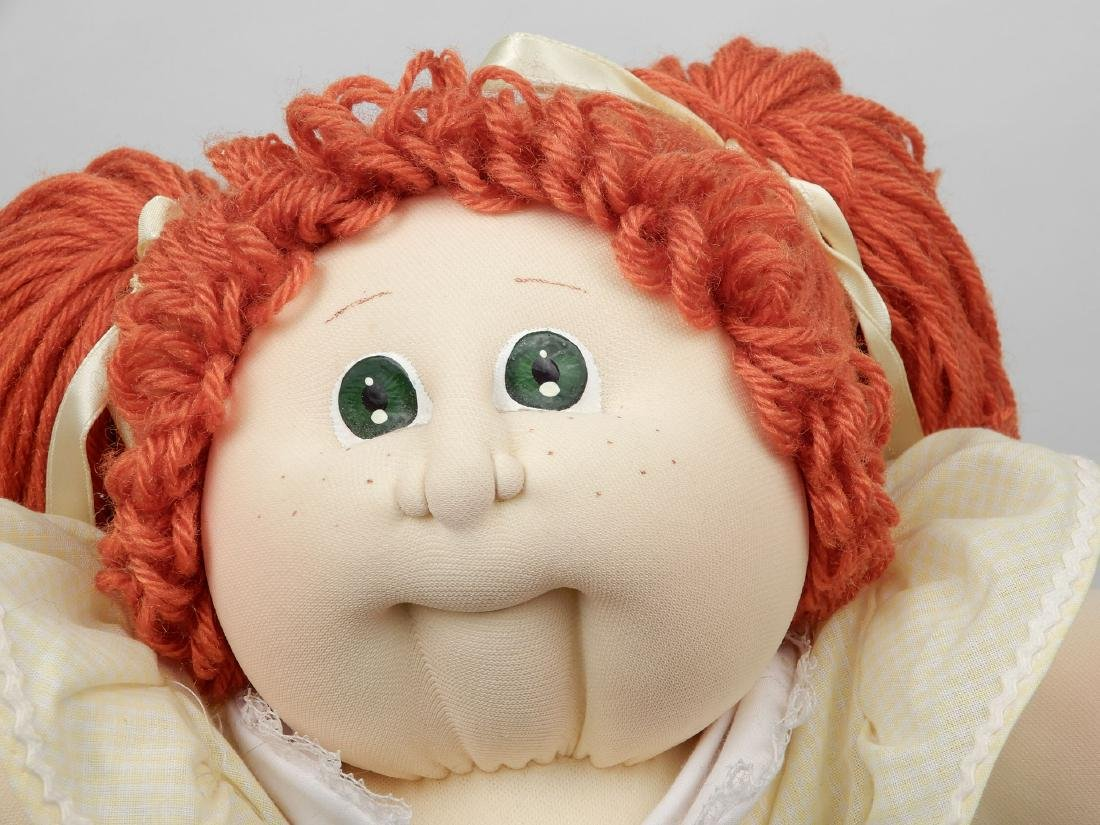 Xavier Roberts signed Cabbage Patch doll - 2