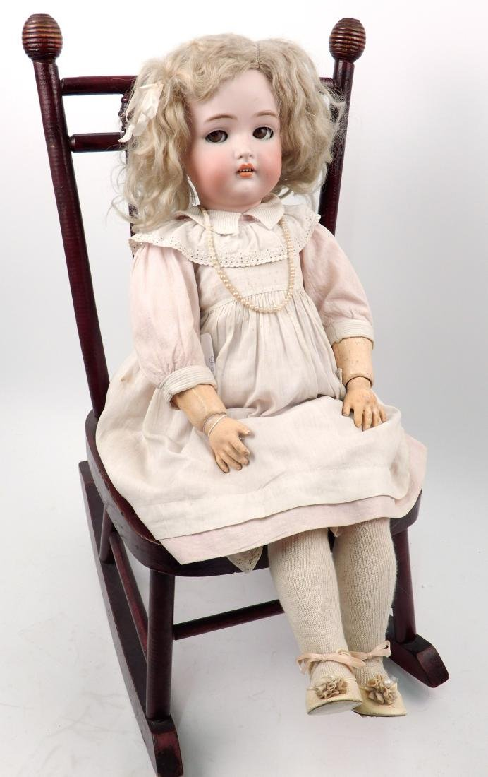 Kammer & Reinhardt 402 flirty bisque head doll