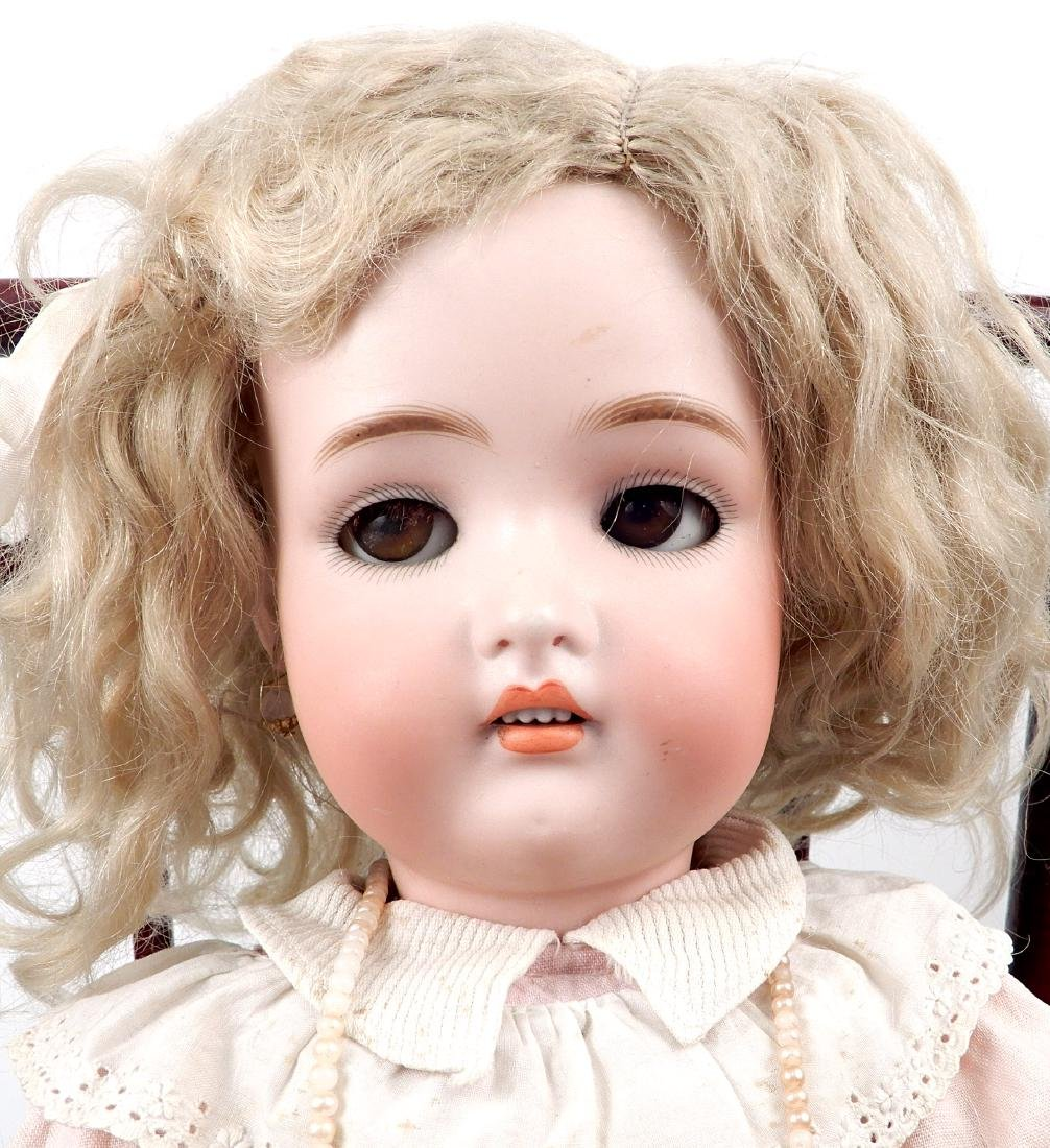 Kammer & Reinhardt 402 flirty bisque head doll - 2