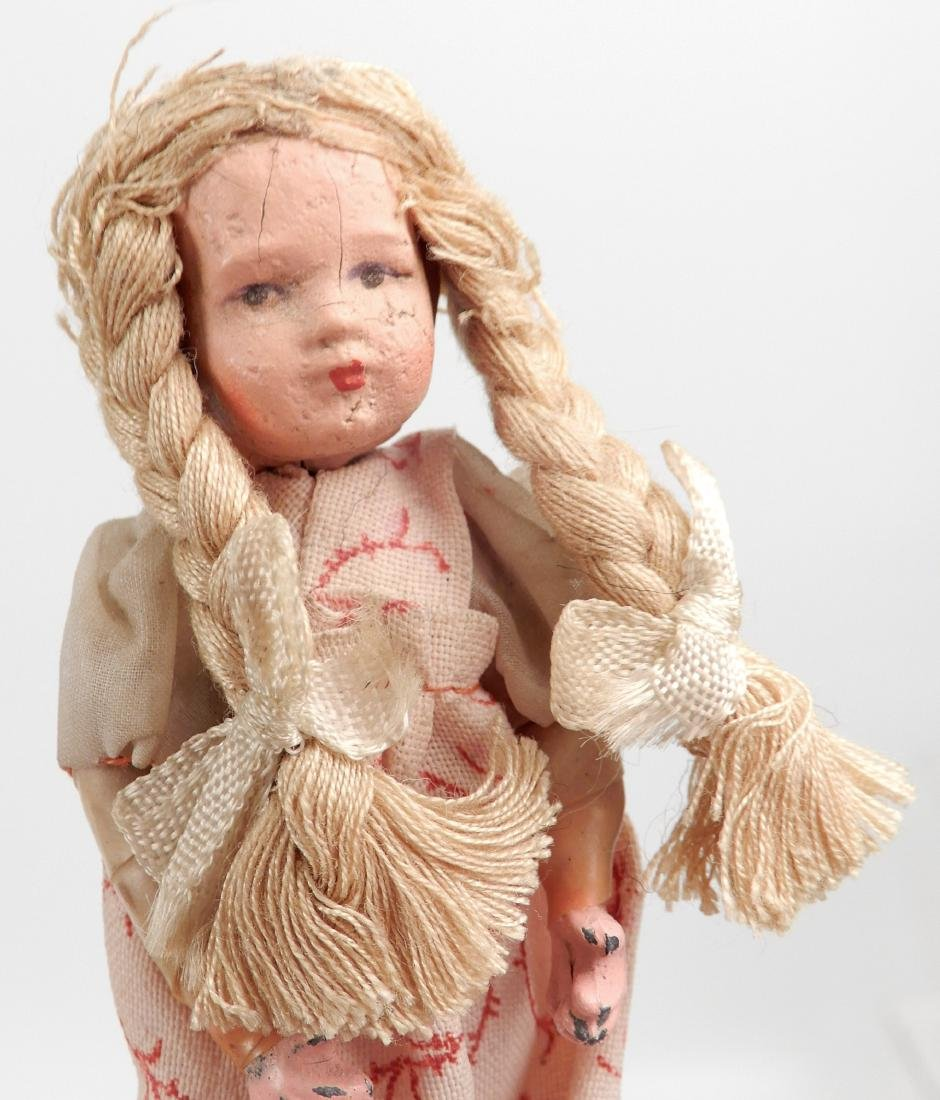 Grouping of vintage dolls - 3