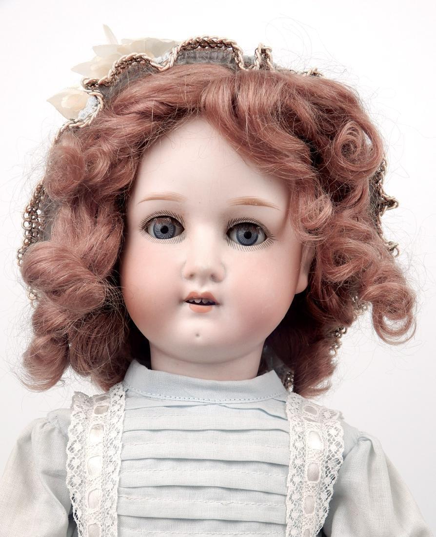 Heubach Koppelsdorf 250 bisque head doll - 2