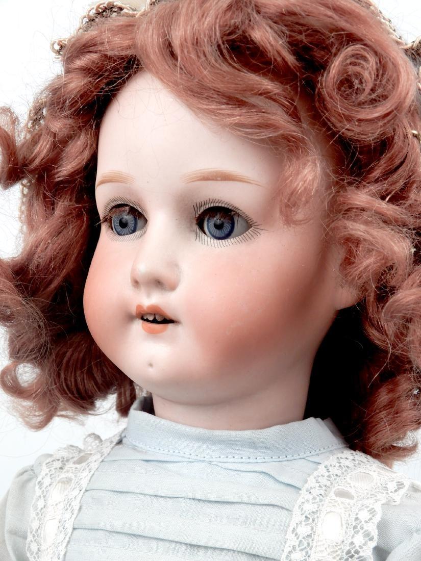 Heubach Koppelsdorf 250 bisque head doll - 3