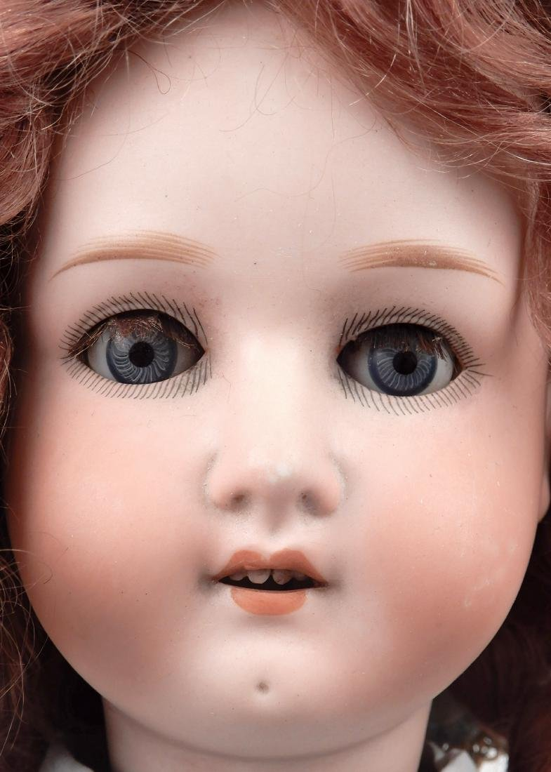 Heubach Koppelsdorf 250 bisque head doll - 4