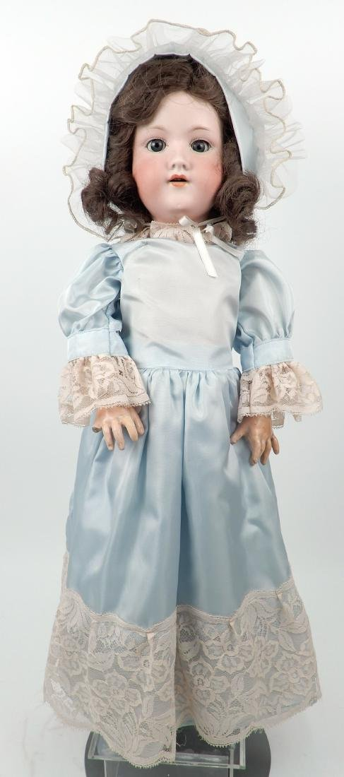 Armand Marseille 390 bisque socket head doll