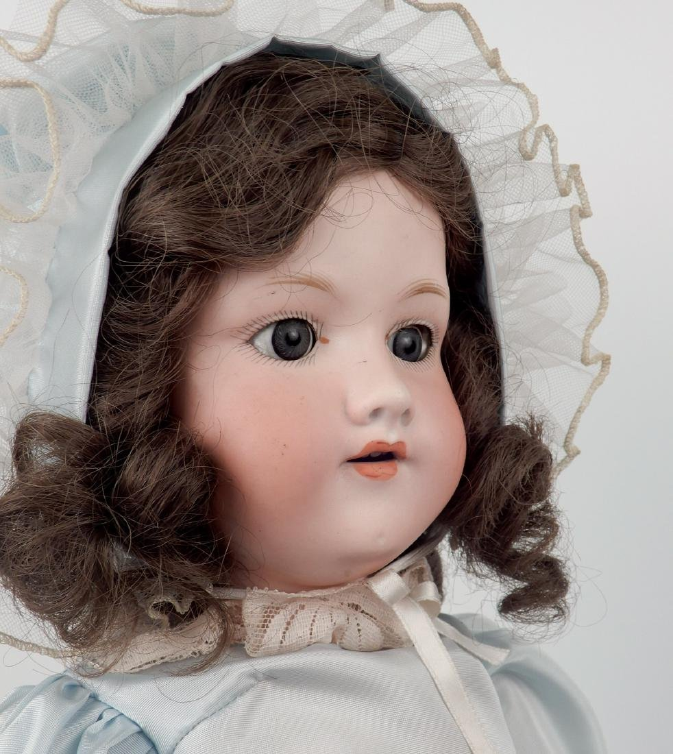 Armand Marseille 390 bisque socket head doll - 4