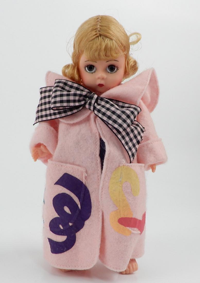 "Five Madame Alexander 8"" dolls - 5"