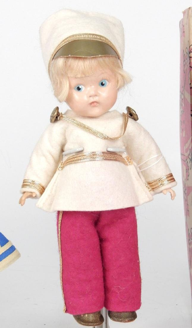 1950 Vogue Ginny Prince Charming doll