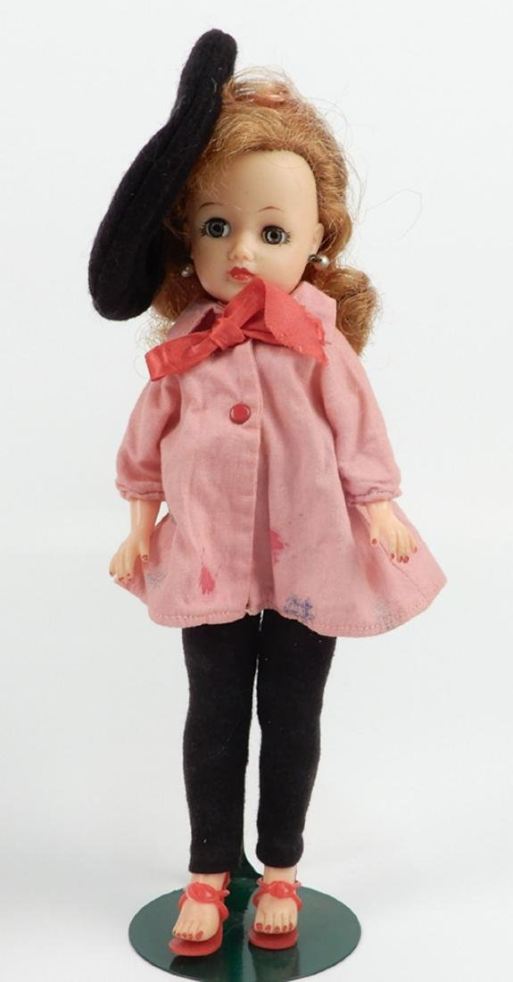 Two Ideal Little Miss Revlon dolls - 2